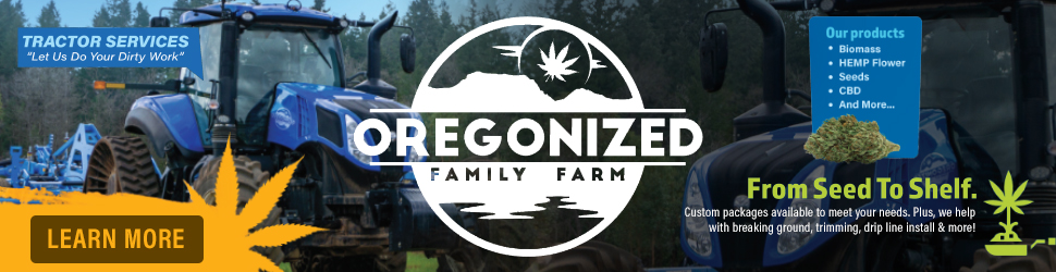 Tractor Services - Oregonized Family Farm